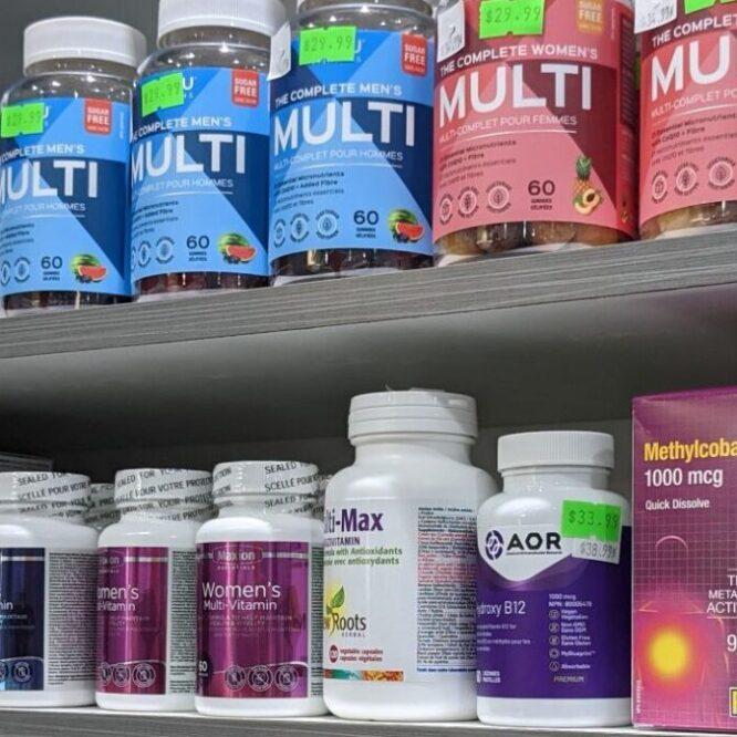 Multi vitamins for everyone